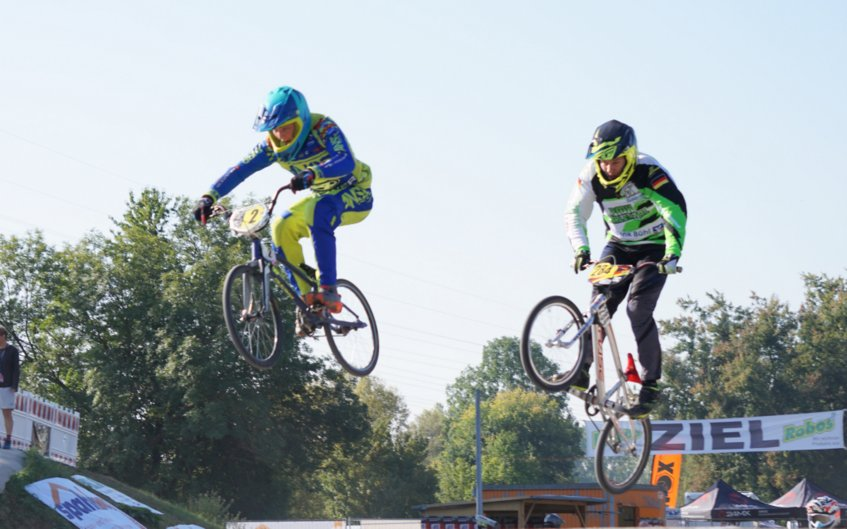 Read more about the article BMX-Bundesligaläufe in Ingersheim