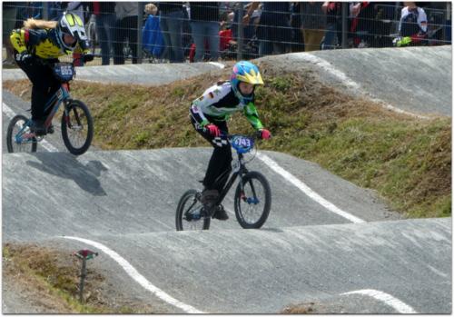 Süddeutsche BMX-Meisterschaft in Weiterstadt