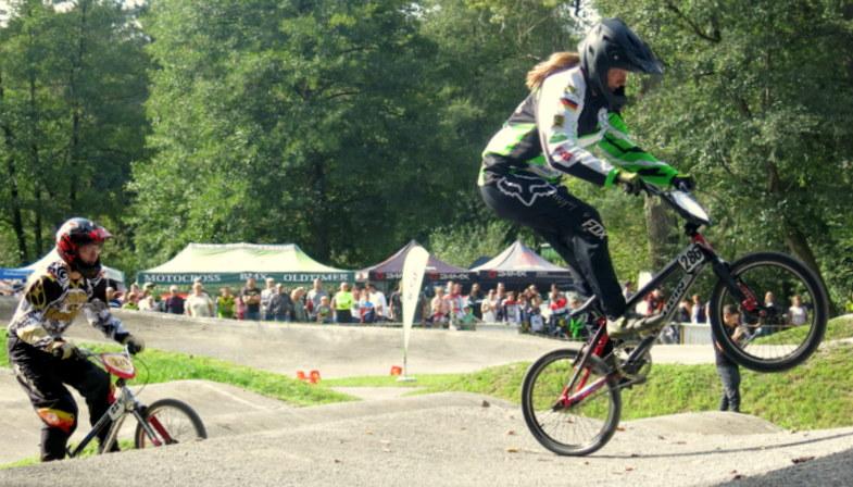Endspurt im Baden-Württembergischen BMX-Sport