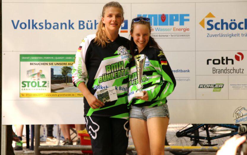 Bilder Bühlertäler BMX-Wochenende