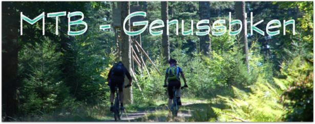 Read more about the article MTB-Genussbiken – ein Genuss