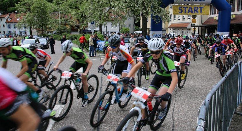 2017 Streckenrekord bei der 17. Auflage des MTB-Hillclimb