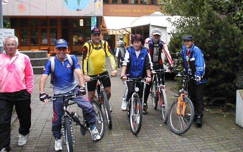 Erster Bühlertäler Radmarathon