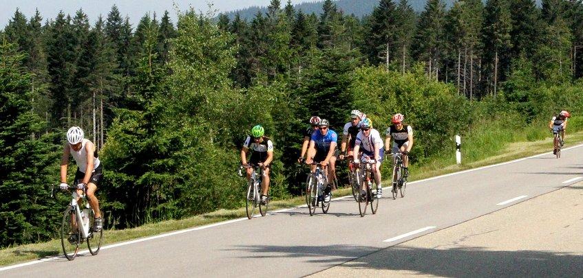 2013 Bühlertaler Radsonntag mit fast 600 Teilnehmern