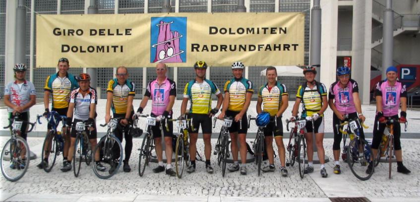 Read more about the article Giro delle Dolomiti 2006