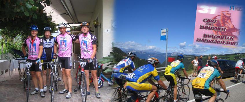 Read more about the article Giro delle Dolomiti 2007
