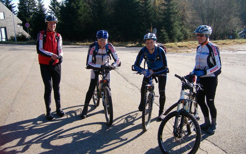 Read more about the article MTB – Wildsee-Tour am Montag