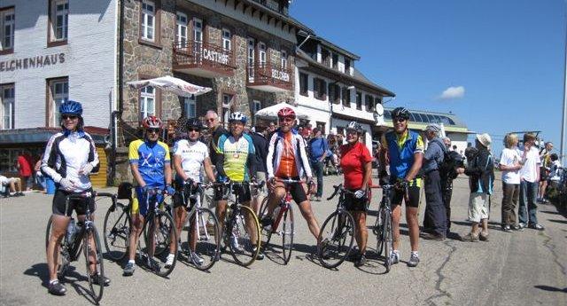 Read more about the article 2009 Belchen-Blauen Tour