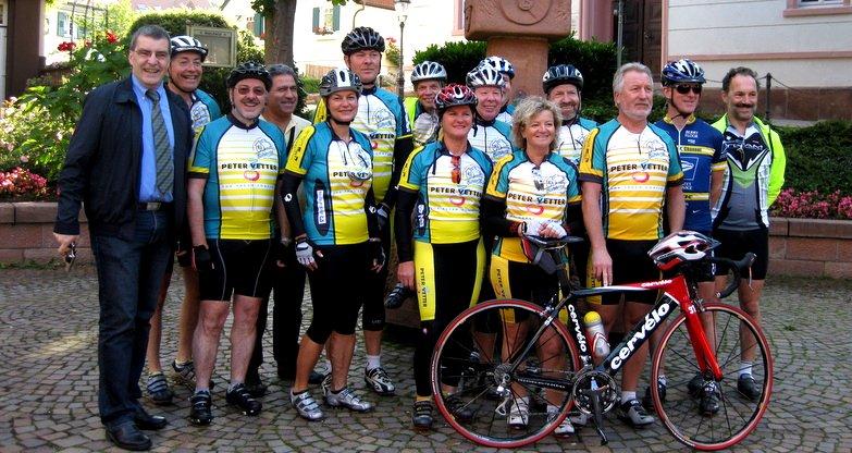 2010 Fünfseen-Jumelagetour Bühlertal – Faverges
