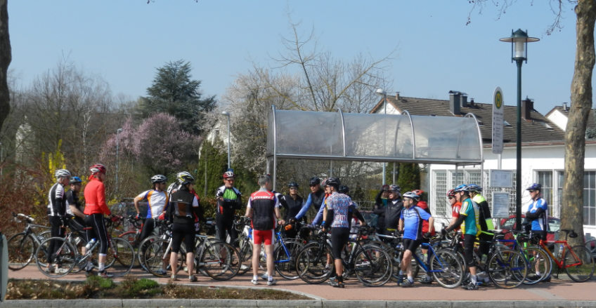 Read more about the article Rennrad Saisoneröffnung 2012