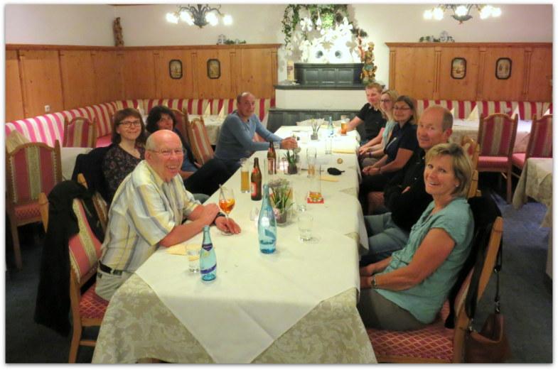 2015 Radwoche der 1b-Gruppe in Reutte-Tirol